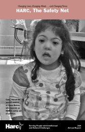 2008 Annual Report - Harc