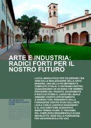 lucca, arte e industria: radici forti per il nostro futuro - TXTmagazine