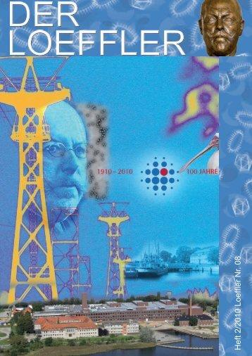 Der Loeffler Ausgabe 8/2010 - FLI