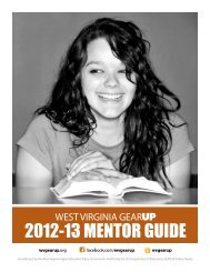 2012-13 MENTOR GUIDE - National Council for Community and ...