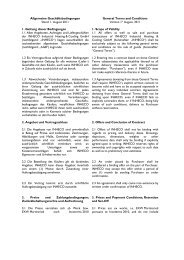 1. August 2011 General Terms and Conditions Version 1st ... - Inheco