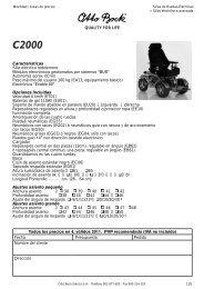 QUALITY FOR LIFE Todos los precios en €, válidos 2011. PVP ...