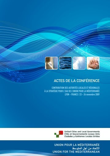 Actes en français - Commission Méditerranée de CGLU