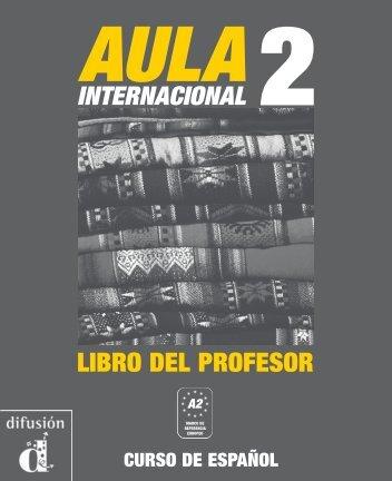 Aula Internacional 2 - Libro del profesor - PDF descarga - Difusión