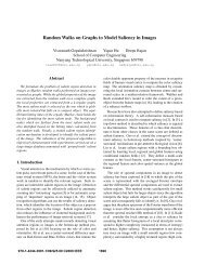 Random Walks on Graphs to Model Saliency in ... - ResearchGate