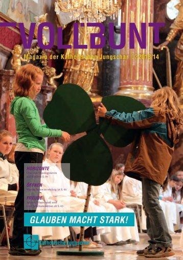 findest du die aktuelle Ausgabe - Katholische Jungschar St. Pölten