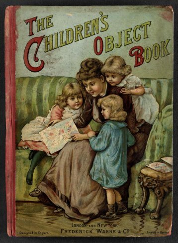 The Children's Object Book - Tim And Angi