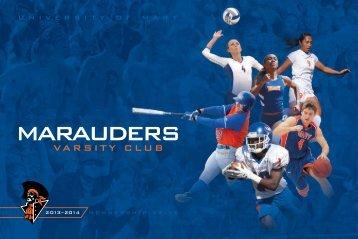 Varsity Club - University of Mary