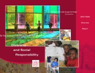Diversity and Social Responsibility - Gripelements.com