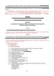 Izmjene i dopune PPŽ - druga prethodna rasprava (pdf) - Splitsko ...