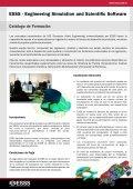 Catálogo de Formación - ESSS - Page 2
