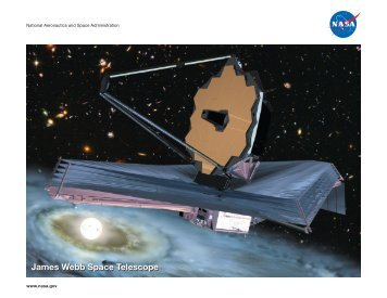 875K .pdf - James Webb Space Telescope - NASA