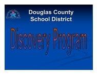 Douglas County School District