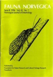 here - Norsk entomologisk forening