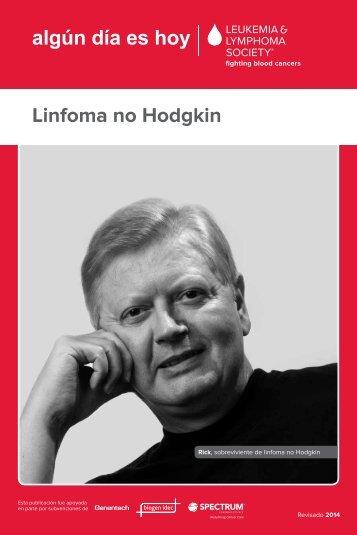 Linfoma no Hodgkin - The Leukemia & Lymphoma Society