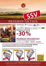 30% - Golf Valley GmbH