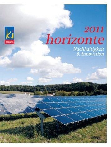 GVV-KI Magazin Horizonte - SPÖ Gemeindevertreterverband NÖ