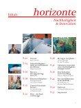 GVV-KI Magazin Horizonte - SPÖ Gemeindevertreterverband NÖ - Seite 3