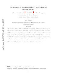 download UKM article - Universal Hydro Kinetic Model - JINR