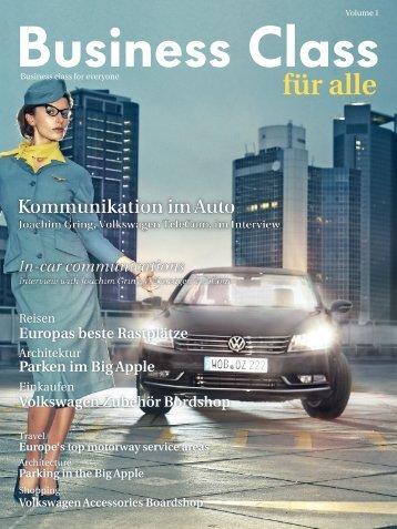 für alle - Volkswagen Zubehör