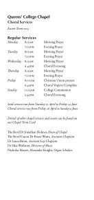 Easter 2013 - College Choir - Page 3