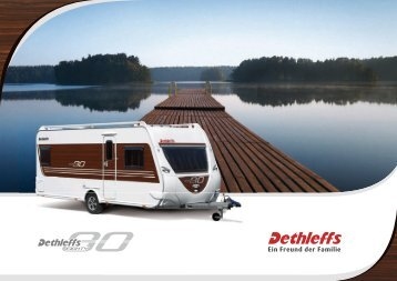 Dethleffs 2011 - Katalog Eighty - Campingferie.dk