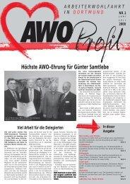 Ausgabe 1 2/2000 - AWO Dortmund