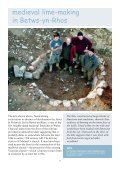 Autumn 2008 issue - Clwyd-Powys Archaeological Trust - Page 7