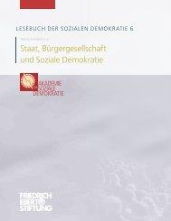 Staat, Bürgergesellschaft und Soziale Demokratie - Akademie für ...