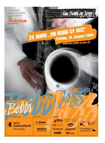 "EMߦ""EBBIßSYß*AZZ - Em Bebbi sy Jazz"