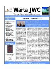 Warta JWC (Mei'05).FH10 - binus university