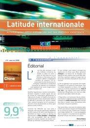 Latitude Internationale n°4 - CIC