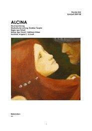 ALCINA - Theater Ulm