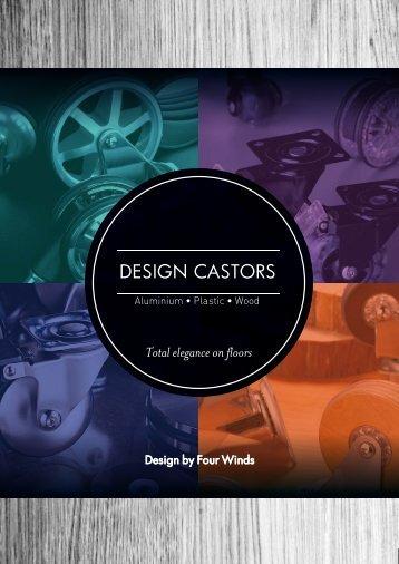 DESIGN CASTORS