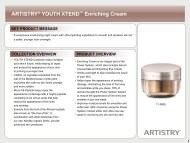 ARTISTRY® YOUTH XTEND™ Enriching Cream - Amway