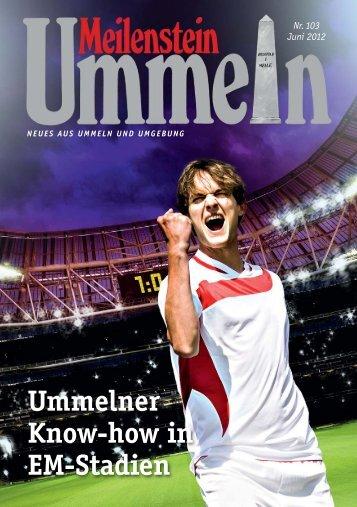 """Emsperlen"" in Ummeln - Offset Druck Kramer"