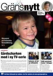 GÃ¥rdscharken med i ny TV-serie - Lierne kommune