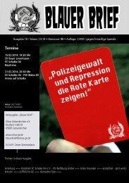 Blauer Brief gegen Hannover 96 hier downloaden! - Ultras ...