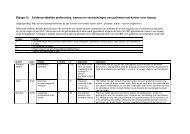 Bijlage 12 Evidence-tabellen preferenties, wensen en ... - Oncoline