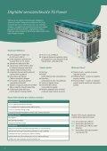 Digitální servozesilovače TGA 300 - TG Drives - Page 4