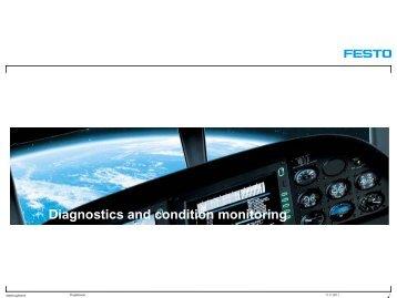 Festo Diagnostics and Condition Monitoring (PDF)