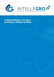 Download Corporate Profile - Intellecap