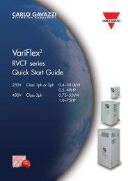 VariFlex2 - Carlo Gavazzi