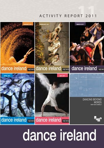 Dance Ireland Activity Report 2011