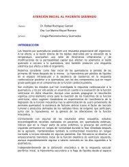 ATENCIÓN INICIAL AL PACIENTE QUEMADO