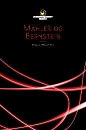 Mahler og Bernstein