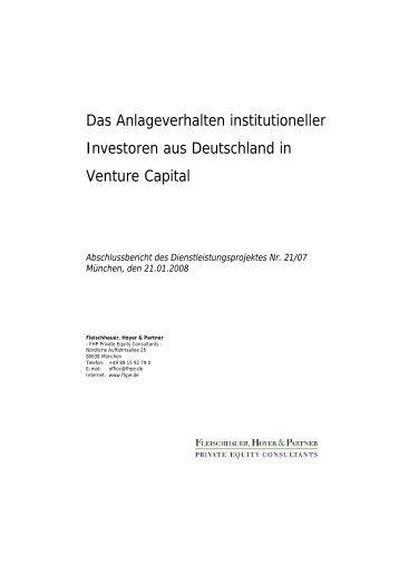 080208Das Anlageverhalten institutioneller Investoren aus …