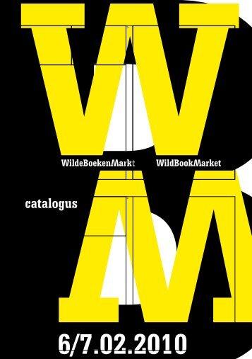 Kunstenaars en uitgevers AZ - Het Wilde Weten