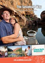 The Savannah Way - Queensland Holidays