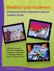 Entretenimiento Educativo - Sidoc - Fundación Puntos de Encuentro